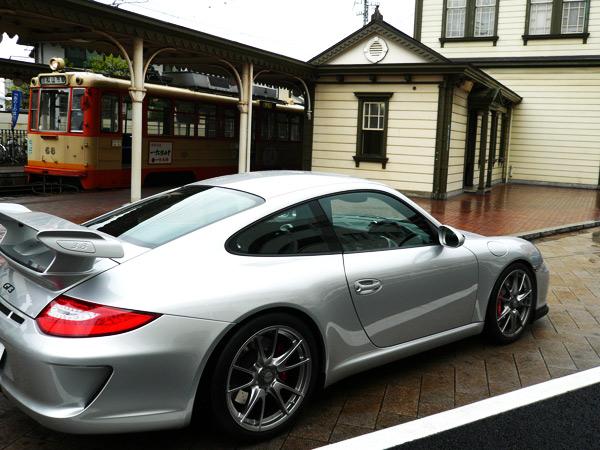 ポルシェ 911 GT3 右ハンドル