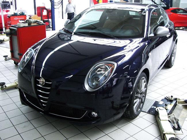 """Alfa Romeo """"MiTo"""" Coupe 170 PS 新車、即納車両"""