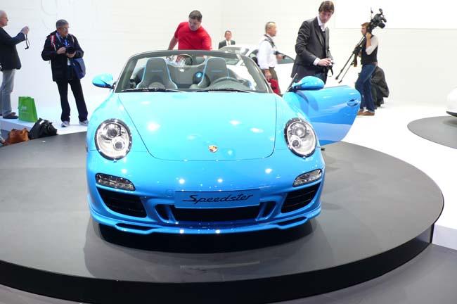 ポルシェ 911 スピードスター 356台限定
